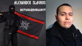 Александр Славрос ёки Алишер Муҳитдинов