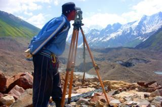 Ледник Зерафшан, Согдийская область