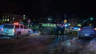 Kanada polis
