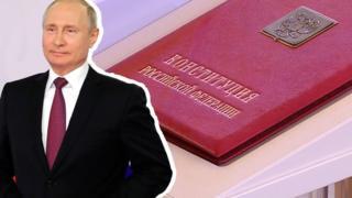 Чеченский парламент единогласно проголосовал за то, чтобы дать президенту России занимать этот пост три срока подряд.