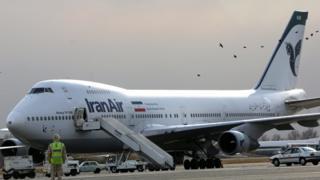 Іранські авіалінії