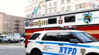 машины пожарной и полицейской служб