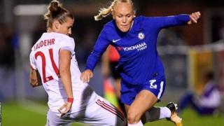 Chelsea yailaza Bayern Munich kombe la vilabu bingwa Ulaya