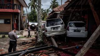 бедствие в индонезии