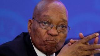 Rais Jacob Zuma atakiwa kujiuzuru