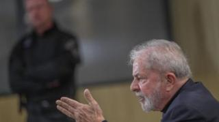 A repercussão internacional da libertação do ex-presidente Lula