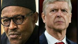 Muhammadu Buhari àti Arsene Wenger