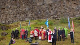 كيف أعادت أيسلندا إحياء ديانة من عصر الفايكينغ؟