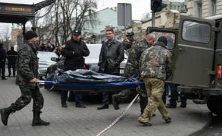 Дениса Вороненкова застрелили в центрі Києва біля готелю Premier Palace