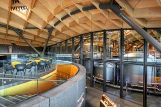 The Macallan Distillery and Visitor Experience, Craigellachie - contract value £140m (Rogers Stirk Harbour + Partners for Edrington)