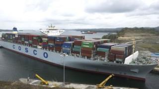 ช่องแคบปานามา เป็นเส้นทางสำคัญต่อการค้าระหว่างประเทศ