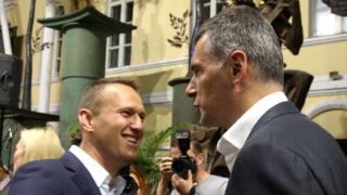 Навальный и Прохоров