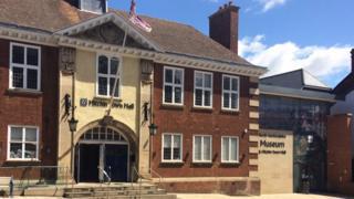 North Hertfordshire Museum