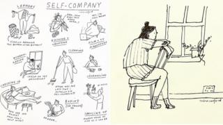 Self Company and Life Indoors, by Nina Cosford