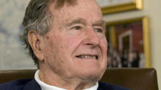 George H. W. Bush (babba)