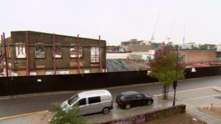 Hackney Wick site