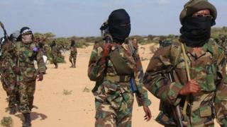 Militant Islamists dey control territory for inside part of Somalia