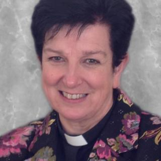 Rev Canon Anne Dyer