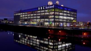 BBC Scotland headquarters in Glasgow