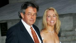 Joseph Wilson and Valerie Plame - 2006 picture