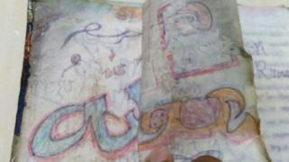 buku harian Husen Rumain