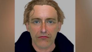 E-fit of Epping rape suspect