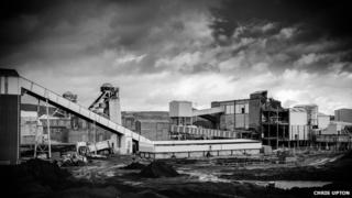 Thoresby Colliery