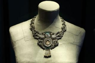 Necklace by Matilde Poulat
