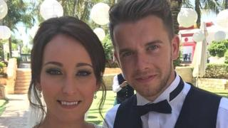 Kirsty and Adam Maxwell
