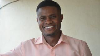 Yusuf Kabba, President Sierra Leoen Ebola Survivors Association