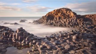 Стежка велетнів у Північній Ірландії