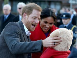 Prince Harry - Megan.