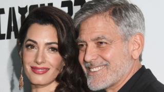Amal ve George Clooney