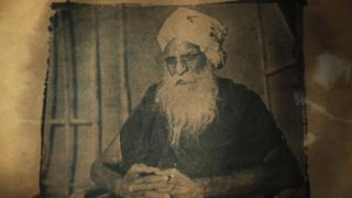 நம்மாழ்வார் - அஞ்சலட்டையில் சைனோடைப் பிரிண்ட்