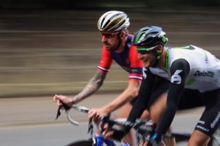 Sir Bradley Wiggins in Tour of Britain