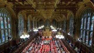 Cámara de los lores británica