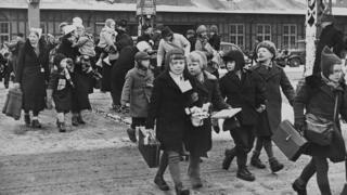 Фінські біженці у Данії