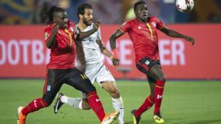 Uganda vs Senegal