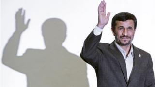 آقای احمدی نژاد از سال ۱۳۸۴ به مدت ۸ سال رئیس جمهور ایران بوده است