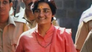 సాధ్వి ప్రగ్యా సింగ్ ఠాకూర్