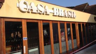 Casa Brasil, Port Solent