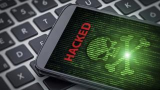 Celular hackeado