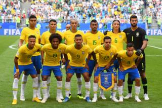Brazil na one game one captain