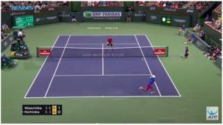 Terrain de Tenis