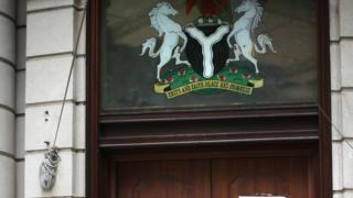 door Nigeria embassy London