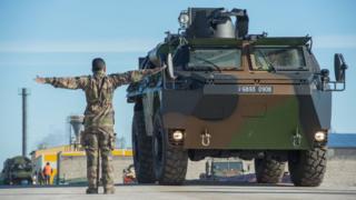"""Американські танки можуть обвалити """"іржаві"""" європейські мости, пише Washington Post"""