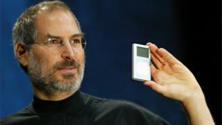 Steve Jobs gacanta ku haya iPod