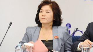 Choe Son Hui amesema kuwa Marekani inafaa kujiandaa kuishi na Korea Kaskazini yenye silaha za kinyuklia.