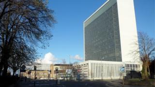 South Lanarkshire Council headquarters