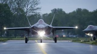 Самолет F-35